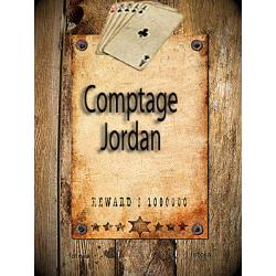 Comptage Jordan