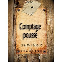 Comptage Poussé
