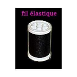 Bobine de fil  invisible noir