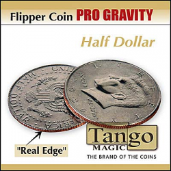 Flipper Pro Gravity 1/2 dollar (Tango)