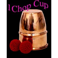 Chop Cup Seul Brass