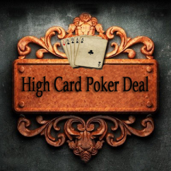 Hight Card Poker Deal