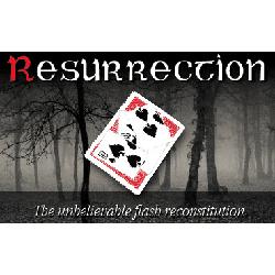 Résurection - Reconstitution Flash