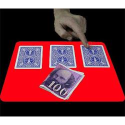 Ultimate 3 card monte -Bonneteau Bleu ( Michael Skinner )