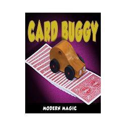 Detective Car wooden - la voiture détective bois