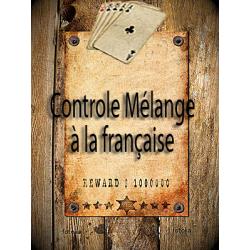 Control au mélage à la française