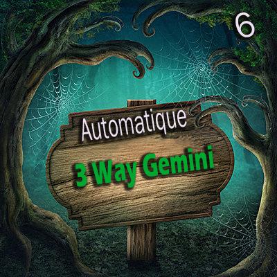 Automatique 06 - 3 way gemini ( Téléchargement )