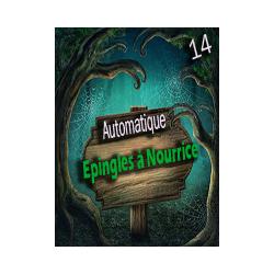 Automatique 14 - Les Epingles à Nourrice Soeurs Jumelles (...