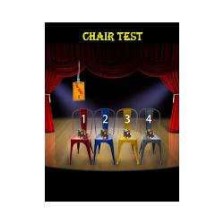 Chair test Musicale - ( Téléchargement )