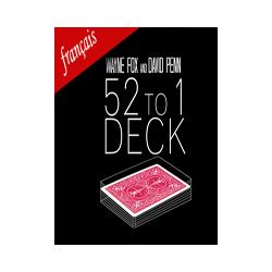 The 52 to 1 Deck  Explication en francais