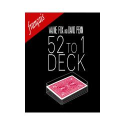 The 52 to 1 Deck  Explication en francais